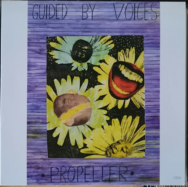 Rock/Pop Guided By Voices - Propeller (2005 Reissue) (NM)