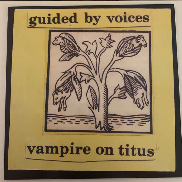Rock/Pop Guided by Voices - Vampire on Titus (2020 Yellow Splatter Vinyl Reissue)