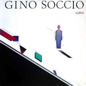R&B/Soul/Funk Gino Soccio - Outline (VG+)