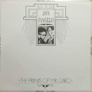 Rock/Pop Jon & Vangelis - Friends Of Mr. Cairo (VG++)