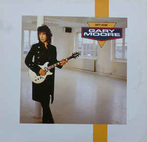 Rock/Pop Gary Moore - Empty Rooms (South Korea Pressing) (VG+)