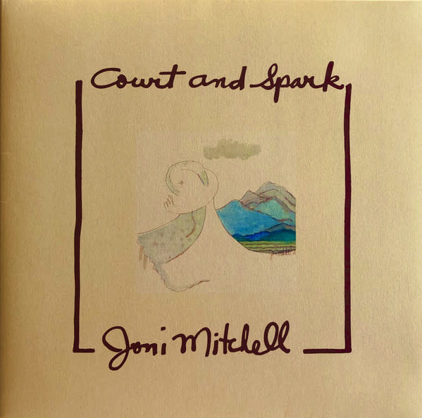 Rock/Pop Joni Mitchell - Court & Spark