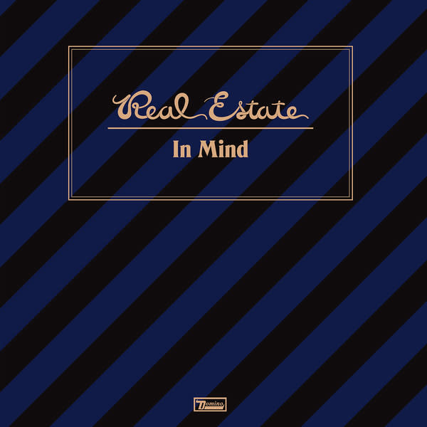 Rock/Pop Real Estate - In Mind (Gold Foil First Pressing)