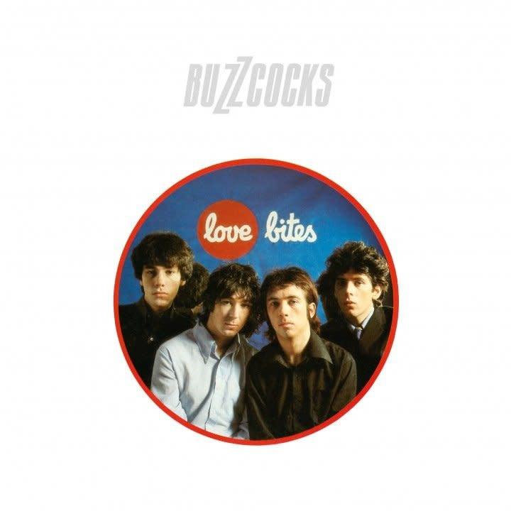 Rock/Pop Buzzcocks - Love Bites (White Vinyl)