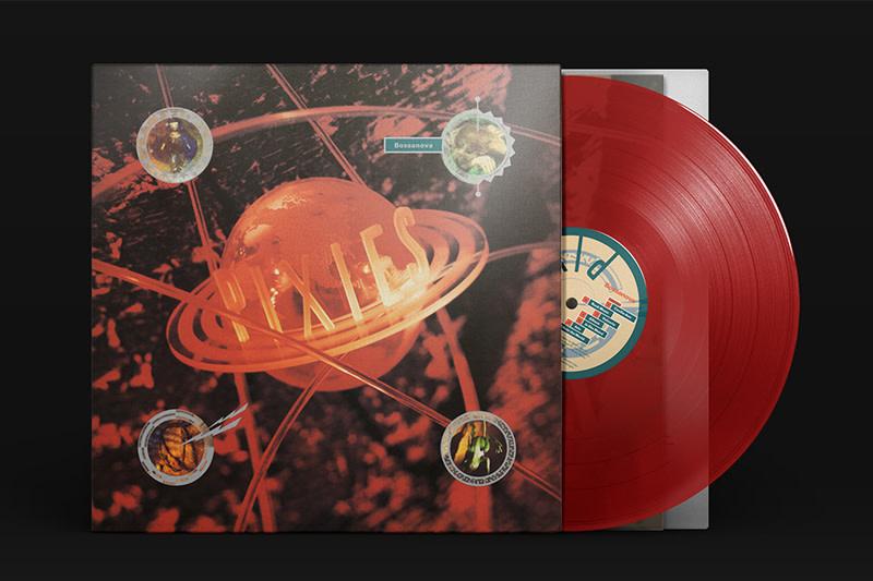 Rock/Pop Pixies - Bossanova 30th Annv. (red vinyl)