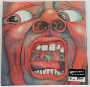 Rock/Pop King Crimson - In The Court Of The Crimson King (200g)
