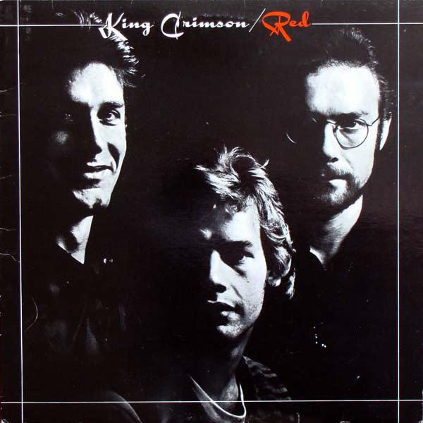Rock/Pop King Crimson - Red (200g 2020 Press)