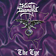 Metal King Diamond - The Eye (aubergine marbled vinyl)