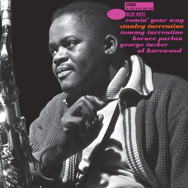 Jazz Stanley Turrentine - Comin' Your Way (180G)