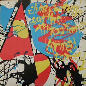 Rock/Pop Elvis Costello And The Attractions - Armed Forces (VG+)