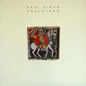 Rock/Pop Paul Simon - Graceland (VG)