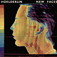 Rock/Pop Hoelderlin - New Faces (German Press) (VG+)