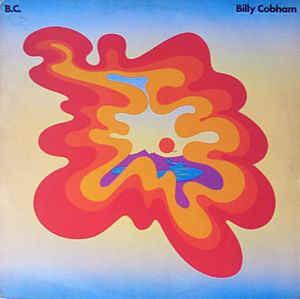 Jazz Billy Cobham - B.C. (VG+)