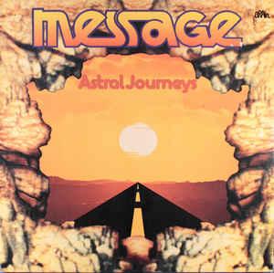 Rock/Pop Message - Astral Journeys (German Press) (VG+)