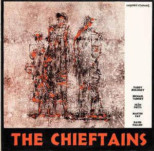 World The Chieftains - S/T (Irish Pressing) (VG)