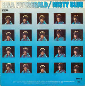 Folk/Country Ella Fitzgerald - Misty Blue (VG)