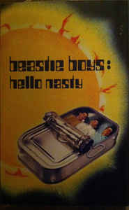 Hip Hop/Rap Beastie Boys - Hello Nasty