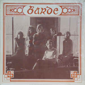 Folk/Country Barde - S/T (VG++)