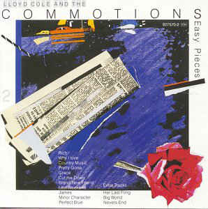 Rock/Pop Lloyd Cole And The Commotions - Easy Pieces (VG)