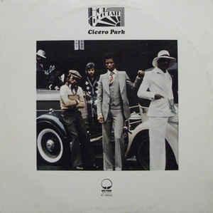 R&B/Soul/Funk Hot Chocolate - Cicero Park (VG)