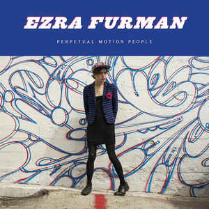 Rock/Pop Ezra Furman - Perpetual Motion People (Blue vinyl) (VG+)