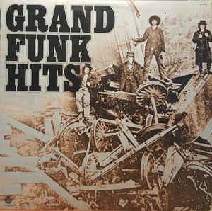 Rock/Pop Grand Funk - Hits (VG)