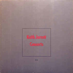 Jazz Keith Jarrett - Concerts (Single LP Version) (VG+)