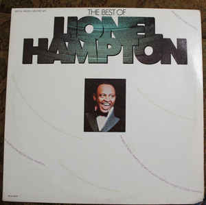 Jazz Lionel Hampton - The Best Of Lionel Hampton (VG)