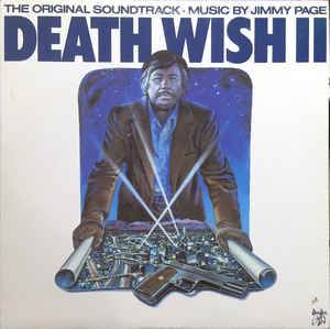Jimmy Page - Death Wish II The Original Soundtrack (VG)