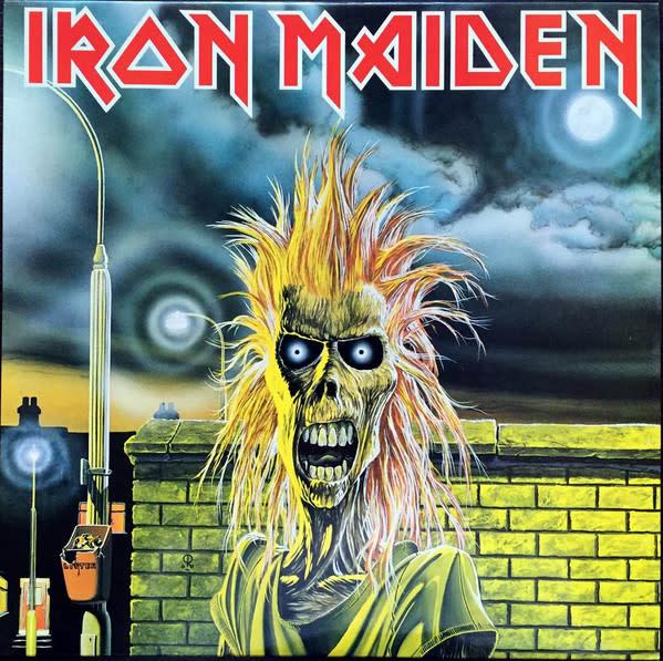 Metal Iron Maiden - S/T