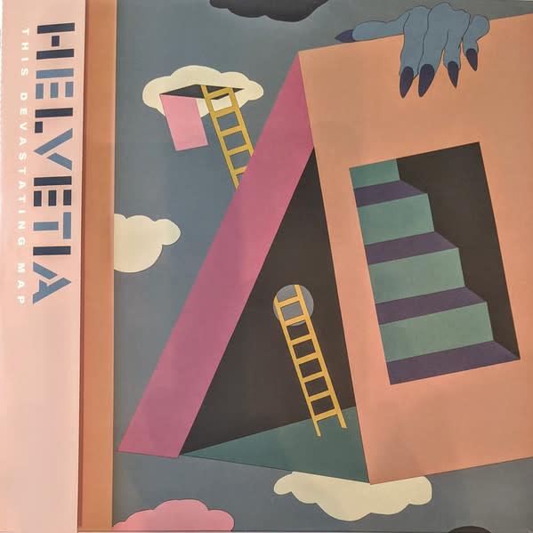 Rock/Pop Helvetia - This Devastating Map (White Vinyl)