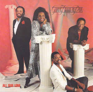 R&B/Soul/Funk Gladys Knight And The Pips - All Our Love (VG+)