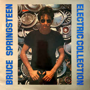 Rock/Pop Bruce Springsteen - Electric Collection (Bootleg, opaque purple vinyl) (VG+)