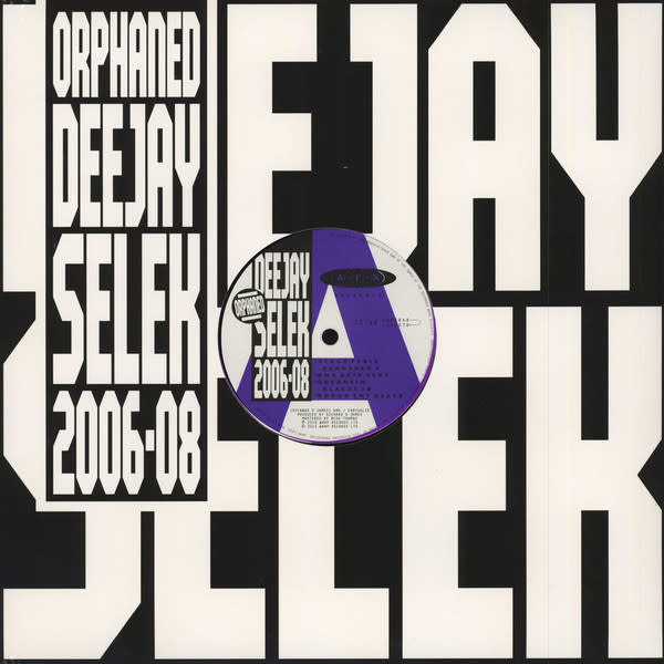 Electronic AFX (Aphex Twin) - Orphaned Deejay Selek 2006-08