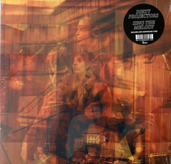 Rock/Pop Dirty Projectors - Sing the Melody