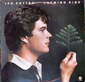 Folk/Country Leo Kottke - Chewing Pine (VG)