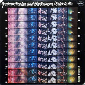 Rock/Pop Graham Parker And The Rumour - Stick To Me (Corner cut on cover, tear on spine) (VG)