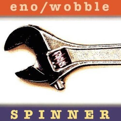 Rock/Pop Brian Eno / Jah Wobble - Spinner 25th Annv. Ed.