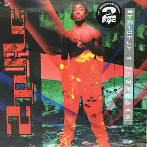 Hip Hop/Rap 2Pac - Strictly 4 My Niggaz (25th Anniversary Edition)