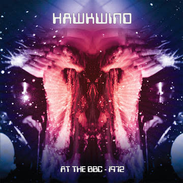 Rock/Pop Hawkwind - At The BBC - 1972
