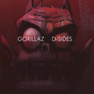 Rock/Pop Gorillaz - D-Sides