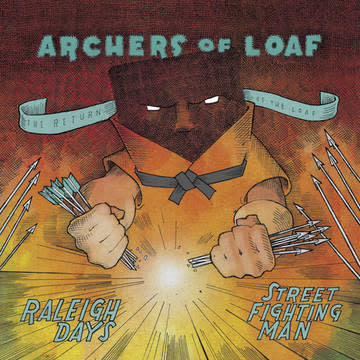 Rock/Pop Archers of Loaf - Raleigh Days/Street Fighting Man