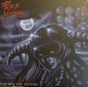 Metal Fates Warning - The Spectre Within (Sky blue marbled coloured vinyl)