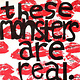 Rock/Pop Heavens To Betsy - These Monsters Are Real (VG)