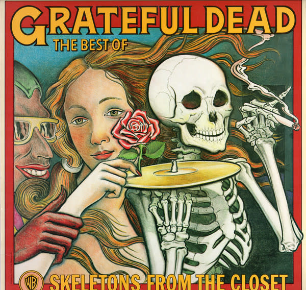 Rock/Pop Grateful Dead - Skeletons From the Closet
