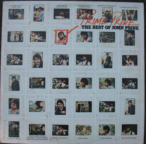 Folk/Country John Prine - Prime Prine, The Best Of John Prine (VG+)