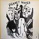 Rock/Pop Bob Dylan - Planet Waves (Small tear on spine, mild cover wear) (VG)