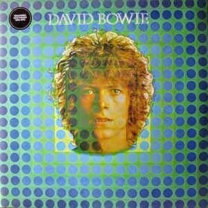 Rock/Pop David Bowie - S/T (AKA: Space Oddity)