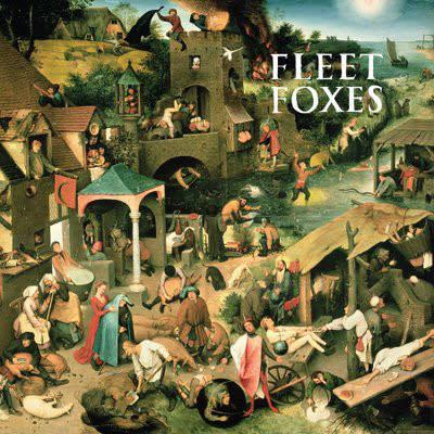 Rock/Pop Fleet Foxes - S/T + Sun Giant EP
