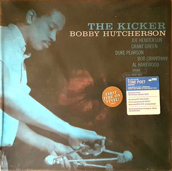 Jazz Bobby Hutcherson - The Kicker (Tone Poet)